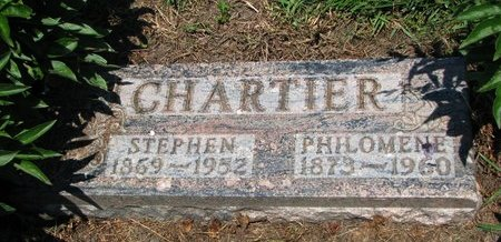 CHARTIER, STEPHEN - Union County, South Dakota | STEPHEN CHARTIER - South Dakota Gravestone Photos