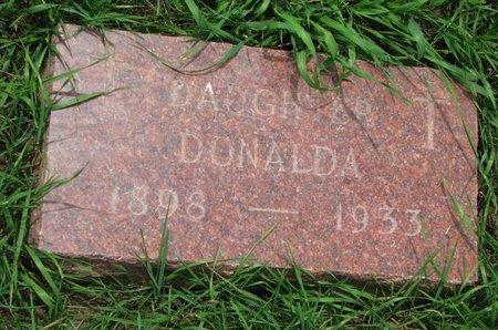 CHICOINE, DONALDA - Union County, South Dakota   DONALDA CHICOINE - South Dakota Gravestone Photos