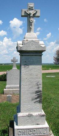 CHICOINE, MARC - Union County, South Dakota | MARC CHICOINE - South Dakota Gravestone Photos