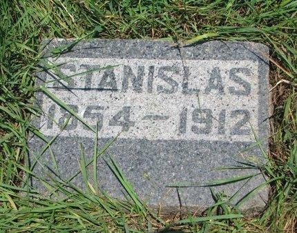 CHICOINE, STANISLAS - Union County, South Dakota | STANISLAS CHICOINE - South Dakota Gravestone Photos
