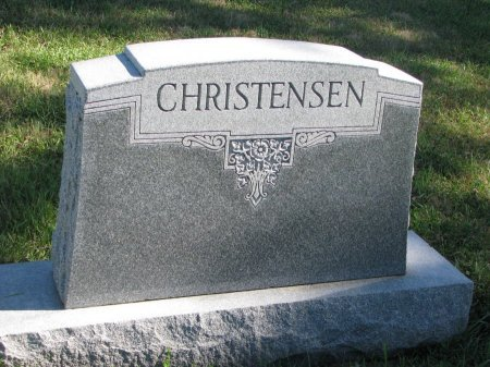 CHRISTENSEN, *FAMILY MONUMENT - Union County, South Dakota | *FAMILY MONUMENT CHRISTENSEN - South Dakota Gravestone Photos