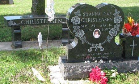 CHRISTENSEN, SHANNA RAE - Union County, South Dakota | SHANNA RAE CHRISTENSEN - South Dakota Gravestone Photos