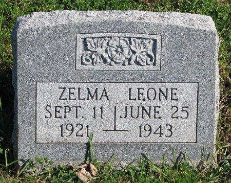 CHRISTENSEN, ZELMA LEONE - Union County, South Dakota | ZELMA LEONE CHRISTENSEN - South Dakota Gravestone Photos