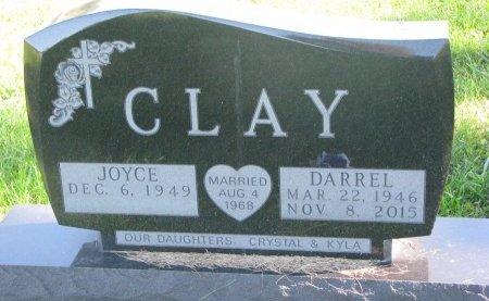 CLAY, DARREL EUGENE - Union County, South Dakota | DARREL EUGENE CLAY - South Dakota Gravestone Photos