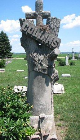 COLLINS, *FAMILY STONE - Union County, South Dakota | *FAMILY STONE COLLINS - South Dakota Gravestone Photos