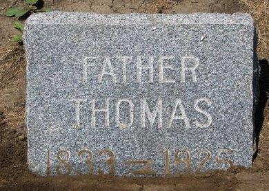 COLLINS, THOMAS SR. - Union County, South Dakota | THOMAS SR. COLLINS - South Dakota Gravestone Photos