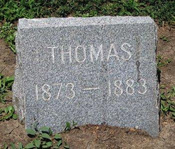 COLLINS, THOMAS JR. - Union County, South Dakota | THOMAS JR. COLLINS - South Dakota Gravestone Photos