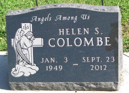 COLOMBE, HELEN S. - Union County, South Dakota | HELEN S. COLOMBE - South Dakota Gravestone Photos
