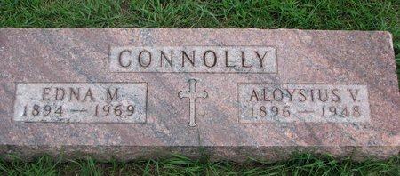 MARTUS CONNOLLY, EDNA M. - Union County, South Dakota | EDNA M. MARTUS CONNOLLY - South Dakota Gravestone Photos