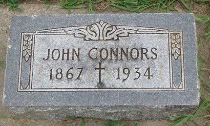 CONNORS, JOHN - Union County, South Dakota | JOHN CONNORS - South Dakota Gravestone Photos