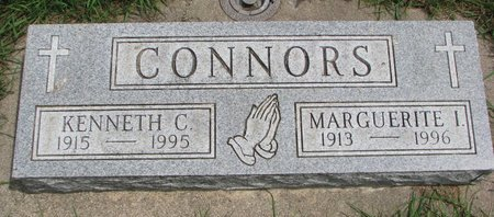 CONNORS, KENNETH C. - Union County, South Dakota | KENNETH C. CONNORS - South Dakota Gravestone Photos