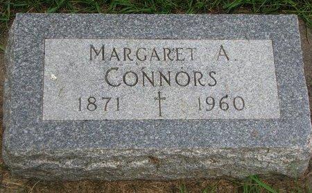 CONNORS, MARGARET A. - Union County, South Dakota | MARGARET A. CONNORS - South Dakota Gravestone Photos