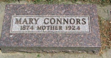 CONNORS, MARY - Union County, South Dakota | MARY CONNORS - South Dakota Gravestone Photos