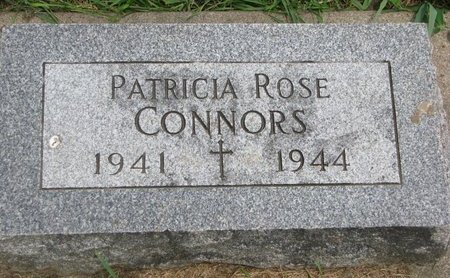 CONNORS, PATRICIA ROSE - Union County, South Dakota   PATRICIA ROSE CONNORS - South Dakota Gravestone Photos