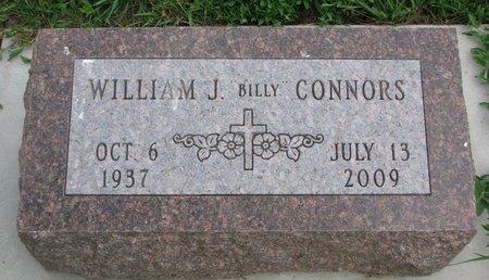 CONNORS, WILLIAM J. - Union County, South Dakota | WILLIAM J. CONNORS - South Dakota Gravestone Photos