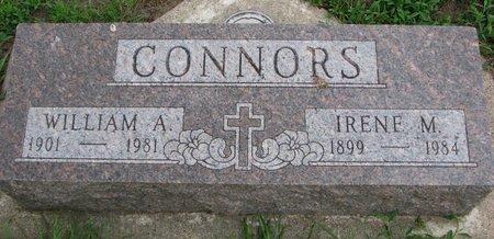 CONNORS, IRENE M. - Union County, South Dakota   IRENE M. CONNORS - South Dakota Gravestone Photos