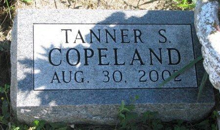COPELAND, TANNER S.  - Union County, South Dakota | TANNER S.  COPELAND - South Dakota Gravestone Photos