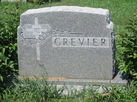 CREVIER, *FAMILY MONUMENT - Union County, South Dakota | *FAMILY MONUMENT CREVIER - South Dakota Gravestone Photos