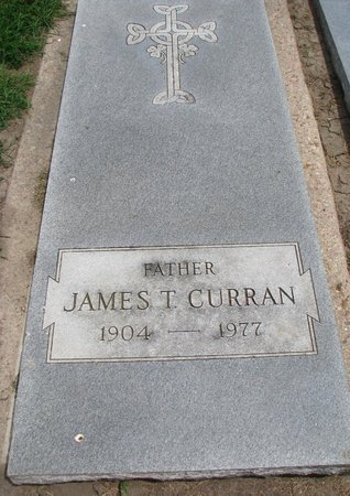 CURRAN, JAMES T. - Union County, South Dakota | JAMES T. CURRAN - South Dakota Gravestone Photos