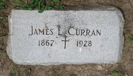 CURRAN, JAMES LAWRENCE - Union County, South Dakota | JAMES LAWRENCE CURRAN - South Dakota Gravestone Photos