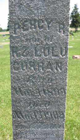 CURRAN, PERCY R. (CLOSE UP) - Union County, South Dakota | PERCY R. (CLOSE UP) CURRAN - South Dakota Gravestone Photos