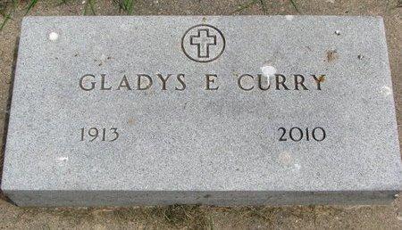 CURRY, GLADYS EVELYN - Union County, South Dakota | GLADYS EVELYN CURRY - South Dakota Gravestone Photos