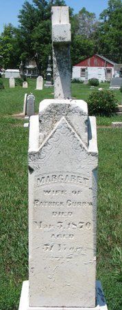 WELSH CURRY, MARGARET - Union County, South Dakota | MARGARET WELSH CURRY - South Dakota Gravestone Photos