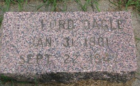 DAGLE, CLIFFORD L. - Union County, South Dakota   CLIFFORD L. DAGLE - South Dakota Gravestone Photos