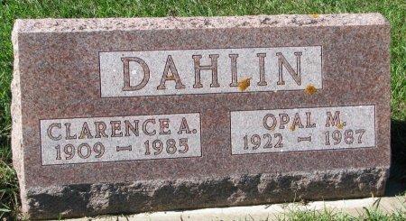 STRAND DAHLIN, OPAL MAY - Union County, South Dakota | OPAL MAY STRAND DAHLIN - South Dakota Gravestone Photos
