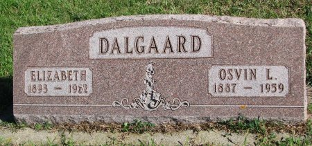 DALGAARD, ELIZABETH RUTH  - Union County, South Dakota | ELIZABETH RUTH  DALGAARD - South Dakota Gravestone Photos