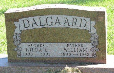 BRIGGLE DALGAARD, HILDA LEONE - Union County, South Dakota | HILDA LEONE BRIGGLE DALGAARD - South Dakota Gravestone Photos