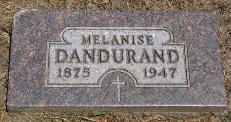 DANDURAND, MELANISE - Union County, South Dakota | MELANISE DANDURAND - South Dakota Gravestone Photos