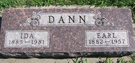 DANN, IDA - Union County, South Dakota | IDA DANN - South Dakota Gravestone Photos
