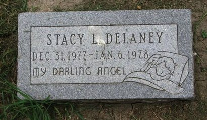DELANEY, STACY LYNN - Union County, South Dakota   STACY LYNN DELANEY - South Dakota Gravestone Photos