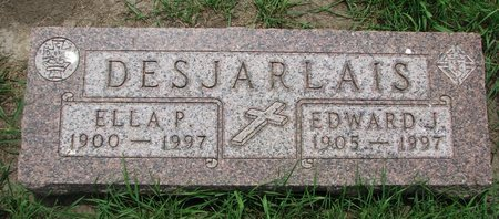 DESJARLAIS, EDWARD J. - Union County, South Dakota | EDWARD J. DESJARLAIS - South Dakota Gravestone Photos