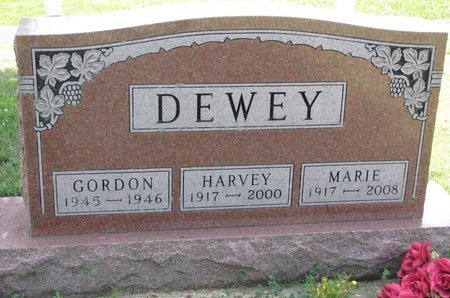 MIKKELSEN DEWEY, MARIE - Union County, South Dakota | MARIE MIKKELSEN DEWEY - South Dakota Gravestone Photos