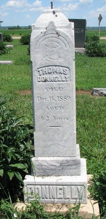 DONNELLY, THOMAS - Union County, South Dakota | THOMAS DONNELLY - South Dakota Gravestone Photos