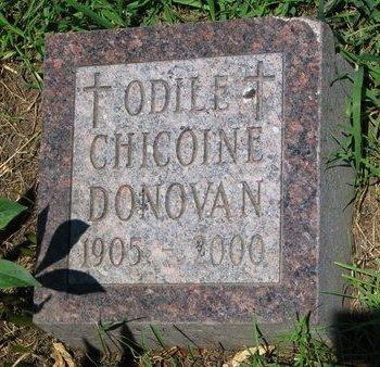 DONOVAN, ODILE - Union County, South Dakota | ODILE DONOVAN - South Dakota Gravestone Photos