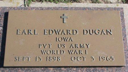DUGAN, EARL EDWARD (WORLD WAR I) - Union County, South Dakota | EARL EDWARD (WORLD WAR I) DUGAN - South Dakota Gravestone Photos