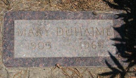 HANLON DUHAIME, MARY - Union County, South Dakota | MARY HANLON DUHAIME - South Dakota Gravestone Photos
