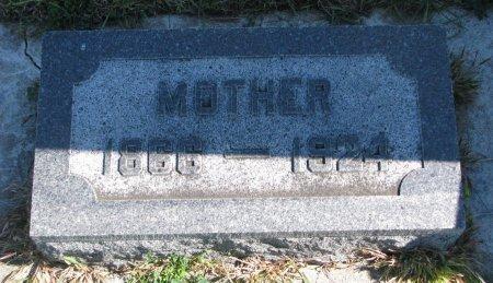"DUNCAN, MATHILDA ""TILLIE"" (FOOTSTONE) - Union County, South Dakota   MATHILDA ""TILLIE"" (FOOTSTONE) DUNCAN - South Dakota Gravestone Photos"