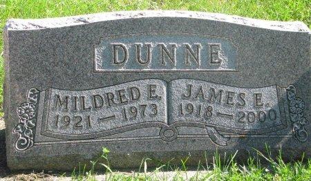 DUNNE, JAMES E. - Union County, South Dakota | JAMES E. DUNNE - South Dakota Gravestone Photos