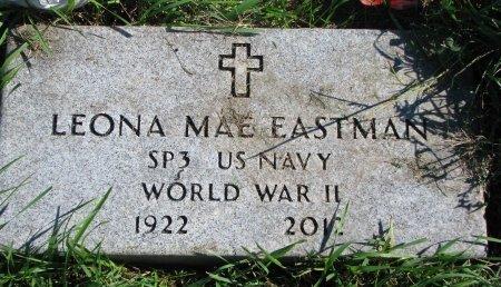 "EASTMAN, LEONA MAE ""TONI"" (WORLD WAR II) - Union County, South Dakota | LEONA MAE ""TONI"" (WORLD WAR II) EASTMAN - South Dakota Gravestone Photos"