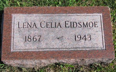 EIDSMOE, LENA CELIA - Union County, South Dakota | LENA CELIA EIDSMOE - South Dakota Gravestone Photos
