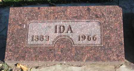 ELEESON, IDA - Union County, South Dakota | IDA ELEESON - South Dakota Gravestone Photos