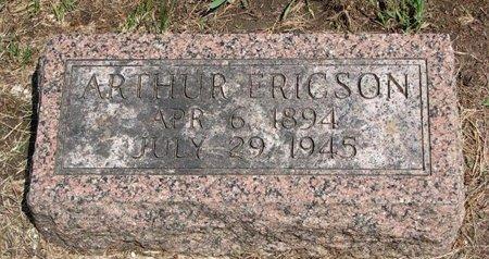 ERICSON, ARTHUR - Union County, South Dakota | ARTHUR ERICSON - South Dakota Gravestone Photos