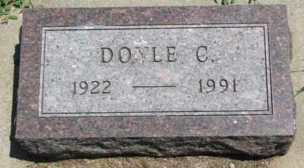 ERICSON, DOYLE C. - Union County, South Dakota | DOYLE C. ERICSON - South Dakota Gravestone Photos