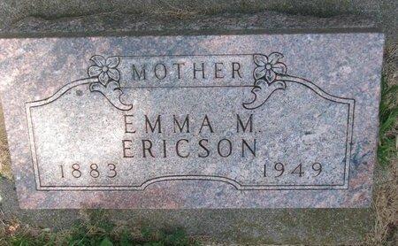 ERICSON, EMMA MATHILDA - Union County, South Dakota | EMMA MATHILDA ERICSON - South Dakota Gravestone Photos