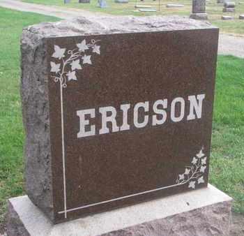 ERICSON, FAMILY STONE - Union County, South Dakota | FAMILY STONE ERICSON - South Dakota Gravestone Photos