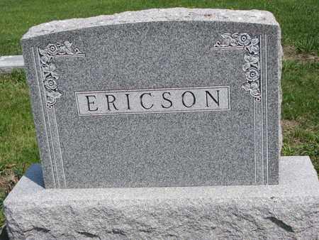 ERICSON, *FAMILY STONE - Union County, South Dakota | *FAMILY STONE ERICSON - South Dakota Gravestone Photos